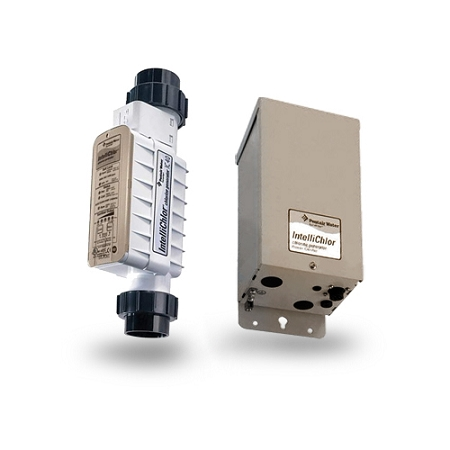 Pentair 174 Intellichlor Ic20 Chlorine Generator Salt Pool System