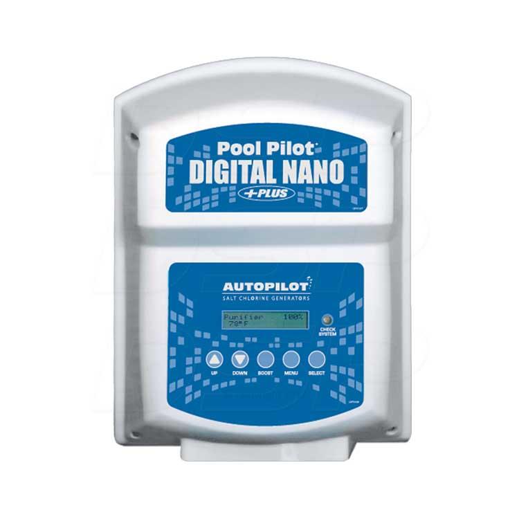 Autopilot Digital Nano Plus Ppc2 Saltwater Chlorinator